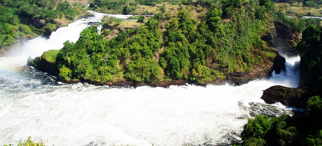 The great Murchison Falls