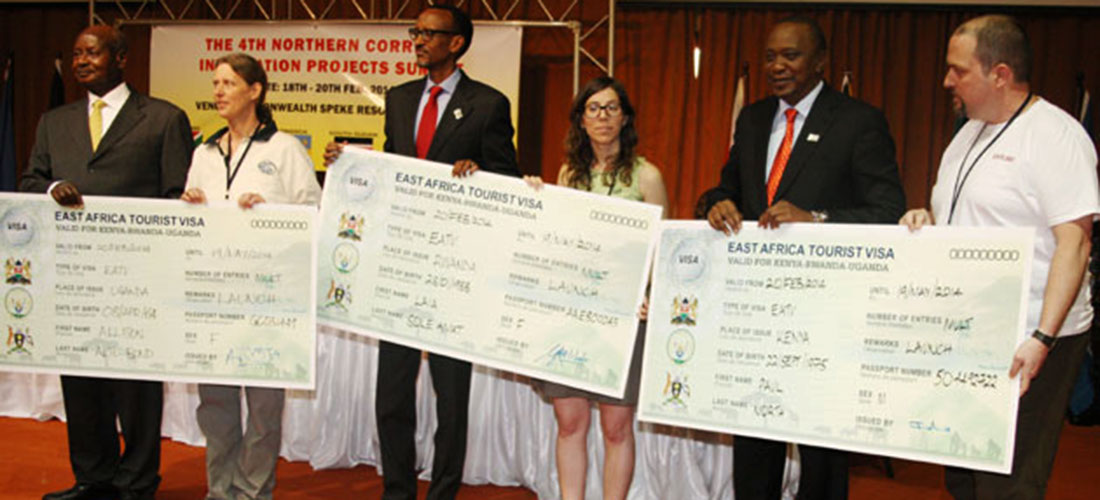 East Africa joint single tourist visa to be waived