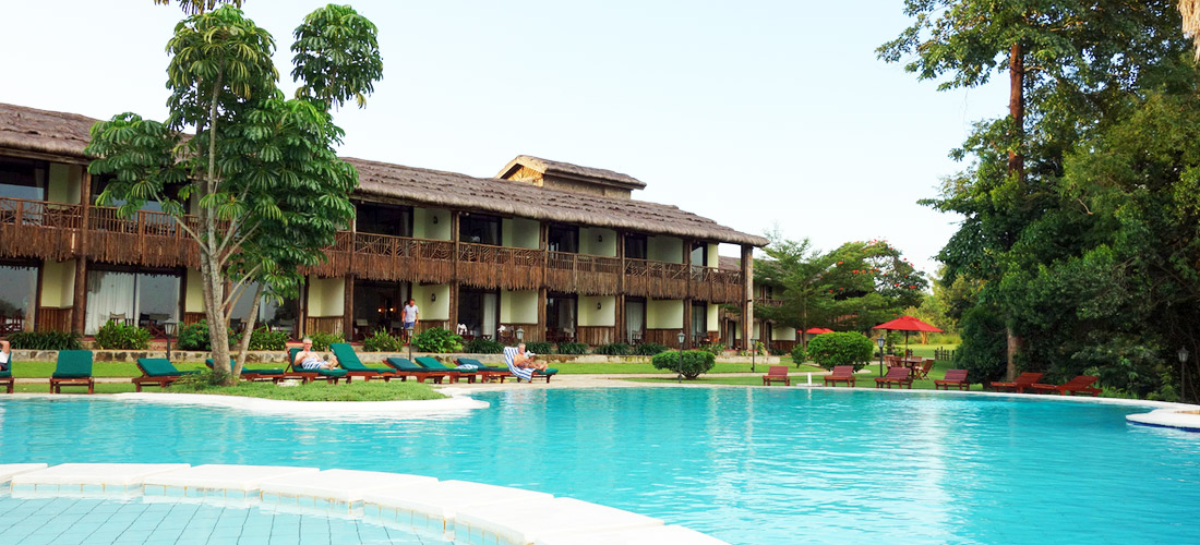 Paara Safari Lodge in Murchison Falls