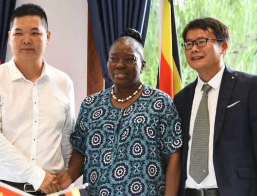 Kadaga launches Uganda Culture Park in China